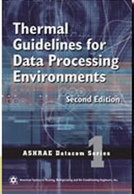 ASHRAE Thermal Guidelines for Data Centers