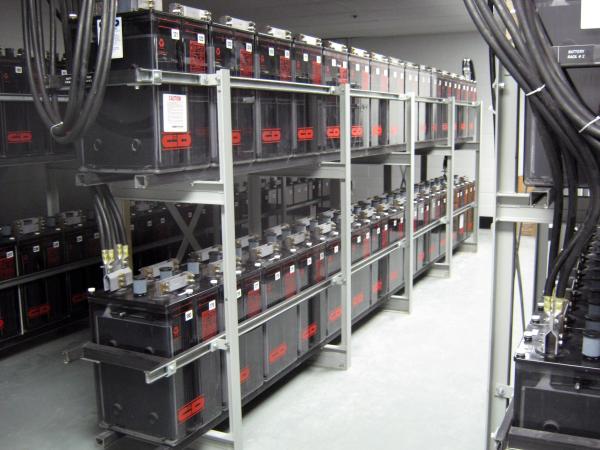 UPS Battery String