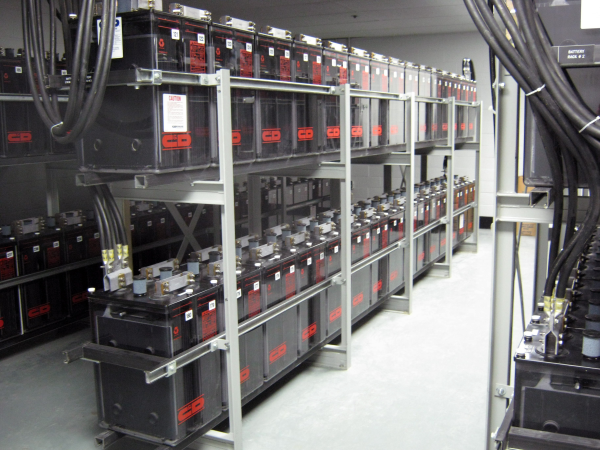 Maintain your data center UPS batteries